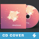Deep House Theory - CD Cover Artwork Template - GraphicRiver Item for Sale