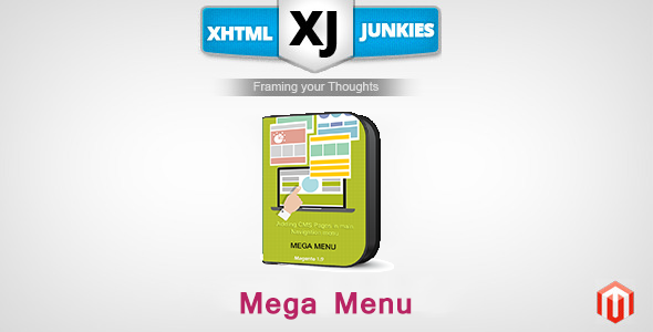 Mega Menu - CodeCanyon Item for Sale