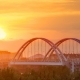 Sunset  Above the Bridge - VideoHive Item for Sale