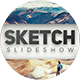 Cinematic Sketch Slideshow - VideoHive Item for Sale