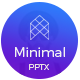Minimal Business Powerpoint Template Nulled