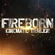 Fireborn Cinematic Trailer - VideoHive Item for Sale