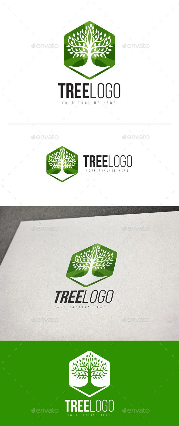 Tree Logo - Nature Logo Templates