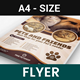 Pet Store Supplies Flyer - GraphicRiver Item for Sale