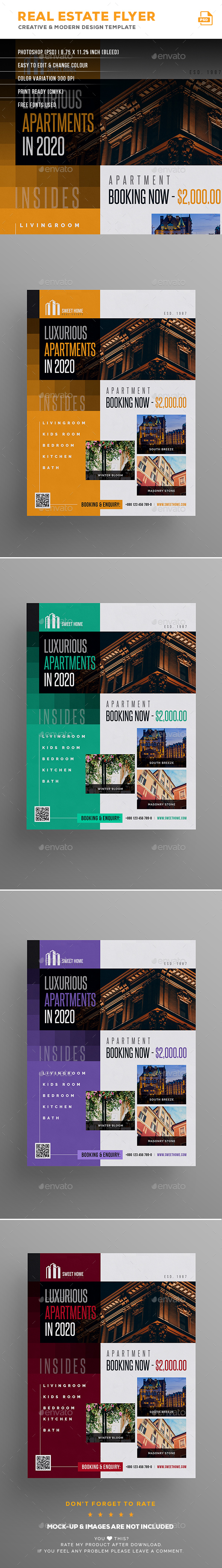 Real Estate Flyer - Commerce Flyers