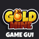 Gold Mine Game GUI - GraphicRiver Item for Sale