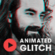 Animated Glitch FX - Vol. 01 - GraphicRiver Item for Sale