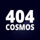 Cosmos - 404 Error Templates