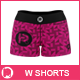Women Shorts Mock-up - GraphicRiver Item for Sale