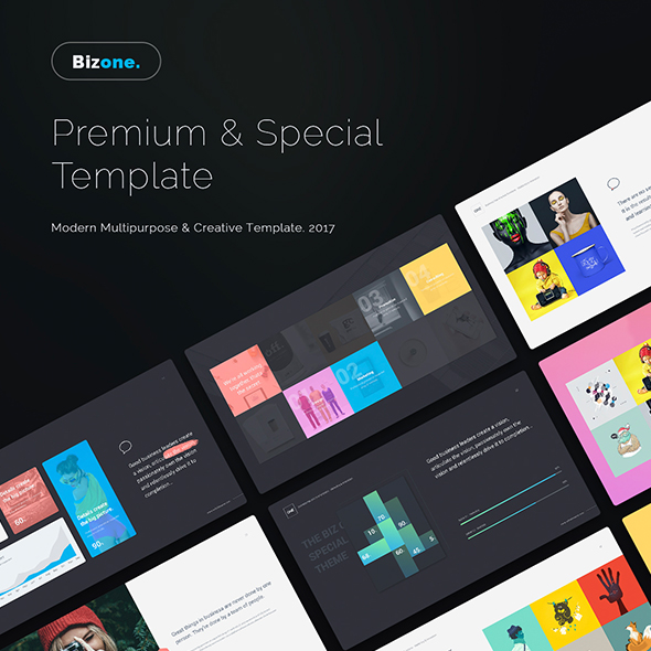 Bizone creative multipurpose powerpoint template by simplesmart bizone creative multipurpose powerpoint template creative powerpoint templates toneelgroepblik Choice Image