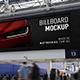 Smart Billboard Advertising Mockup PSD Template - GraphicRiver Item for Sale