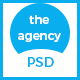 The Agency - PSD Template for Corporate Agency Nulled