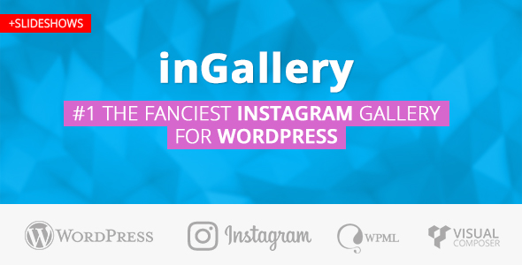 Instagram feed - photo & video gallery for WordPress - CodeCanyon Item for Sale