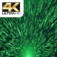 Green Streaks Star Flight - VideoHive Item for Sale