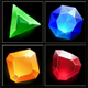 Gems Icons - GraphicRiver Item for Sale