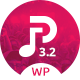 Playbit - Music Oriented WordPress Theme Nulled
