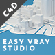 Easy Vray Studio - Xpresso Controls - 3DOcean Item for Sale