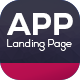 App Landing Pager - 2 - ThemeForest Item for Sale