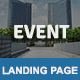EVENT - Multipurpose Responsive HTML Landing Page - ThemeForest Item for Sale
