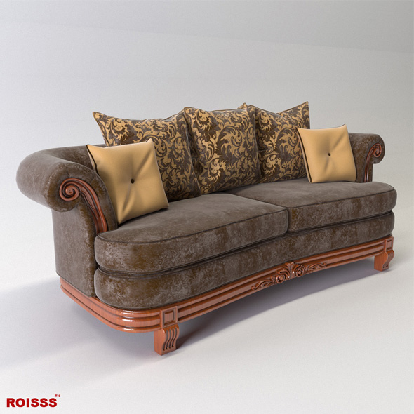 Sofa 2 Roisss - 3DOcean Item for Sale
