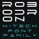 Robodron Font - GraphicRiver Item for Sale