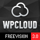 WPCLOUD - Creative One-Page Theme Nulled