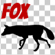 Fox Silhouette - Walk - VideoHive Item for Sale