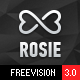 ROSIE - Multi-Purpose WordPress Theme Nulled
