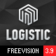 Logistic - WP Theme For Transportation Business Nulled