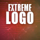 Extreme Glitch Action Logo