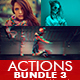 Actions Bundle - GraphicRiver Item for Sale