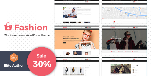 Fashion - WooCommerce WordPress Theme - WooCommerce eCommerce