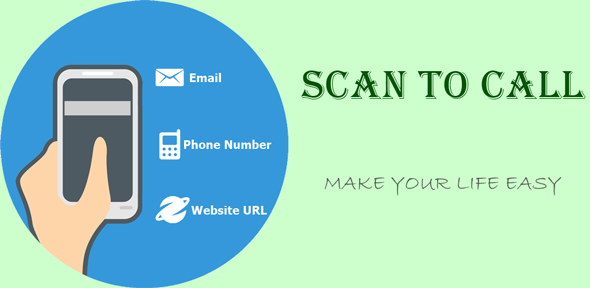 Scan To Call OCR - CodeCanyon Item for Sale