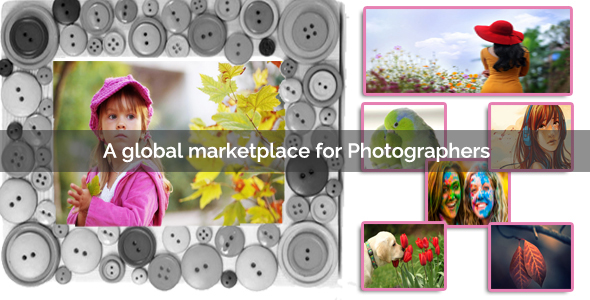 PhotoCram - Marketplace For Stock Photos - CodeCanyon Item for Sale