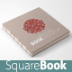 Handmade Square Book Mock-up - GraphicRiver Item for Sale