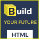 Build Your Future - Construction Bootstrap Template - ThemeForest Item for Sale