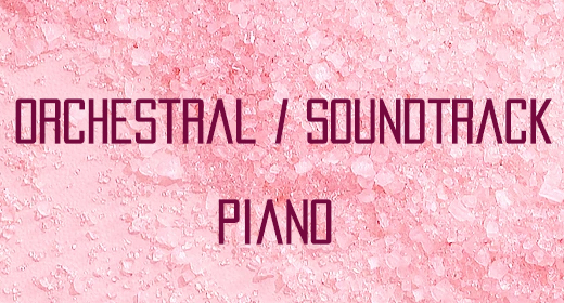 Orchestral Soundtrack Piano