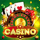 Casino Night Flyer 2in1 - GraphicRiver Item for Sale