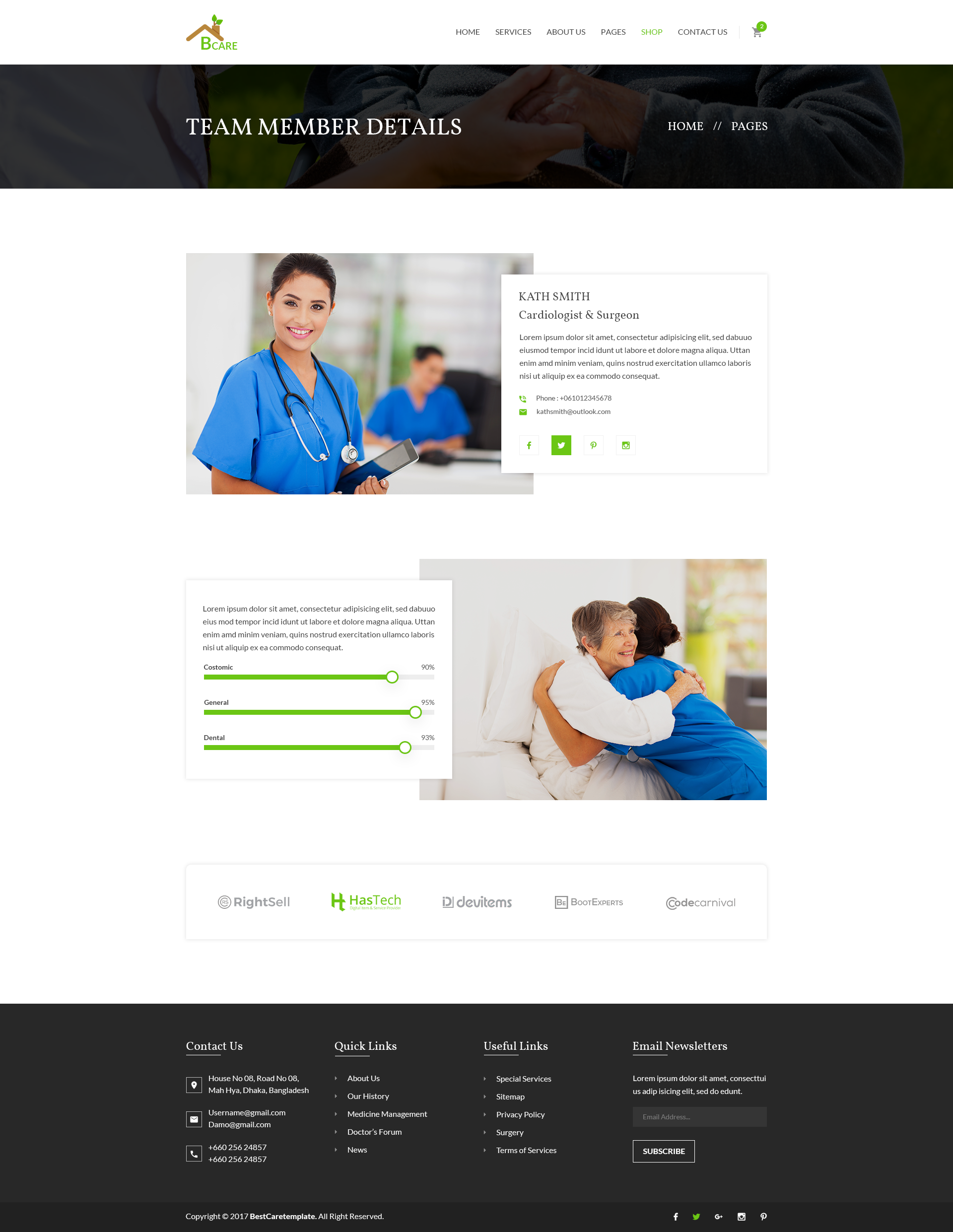 Bcare senior care psd template by codecarnival themeforest 04 team member detailsg pronofoot35fo Images