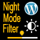 Night Mode Filter for WordPress