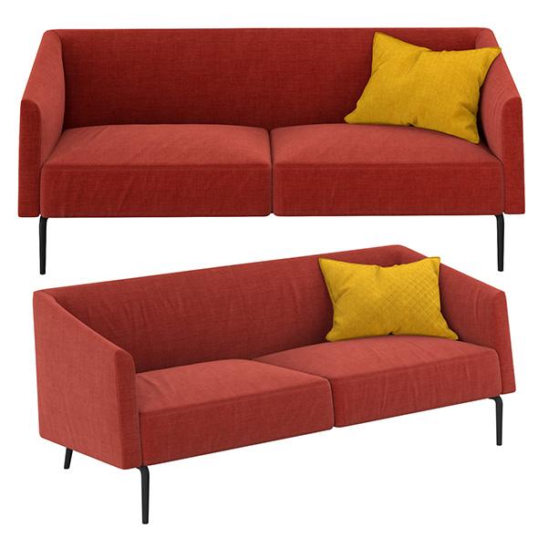 Matteo Nunziati kaiwa lema sofa - 3DOcean Item for Sale