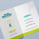 Invitation Card Template for SEO (Search Engine Optimization) & Digital Marketing Agency / Company
