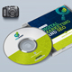 CD / DVD Pack Case for SEO (Search Engine Optimization) & Digital Marketing Agency / Company