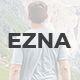Ezna - Personal Portfolio WordPress Theme Nulled
