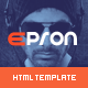 Epron - Responsive Music Theme - ThemeForest Item for Sale