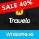 Travelo - Travel/Tour Booking WordPress Theme Nulled