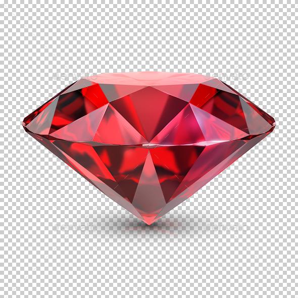 Ruby - Objects 3D Renders