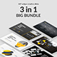 Big Bundle - Creative Powerpoint Template - GraphicRiver Item for Sale