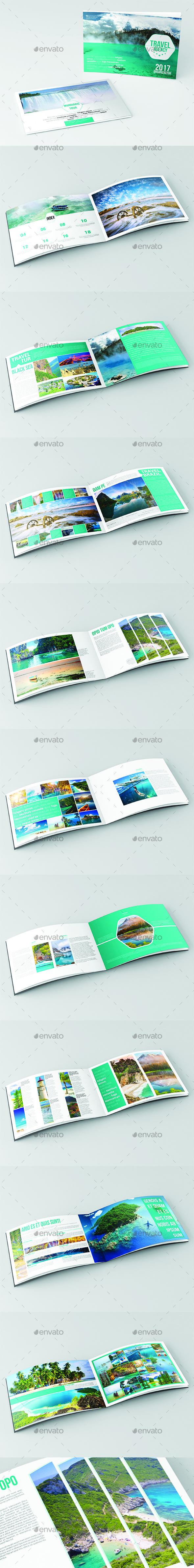 Travel Agency Catalog & Brochure - Catalogs Brochures