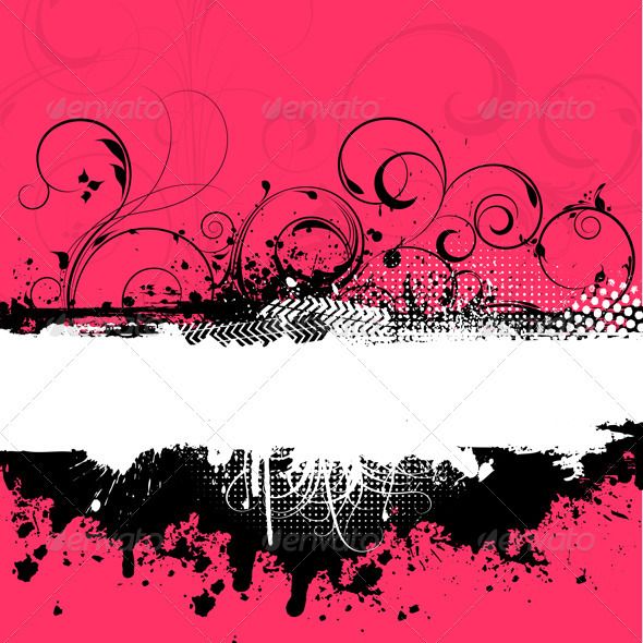 Decorative grunge - Backgrounds Decorative